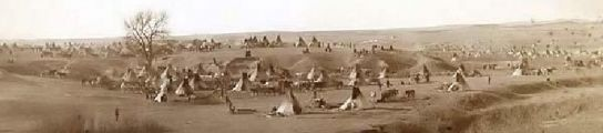 Los indios lakota se independizan